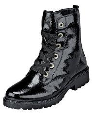 GABOR Damen Mokassin Grau Schuhe in Übergrößen