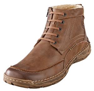 Stiefel mit herausnehmbarem Fußbett, Weite K